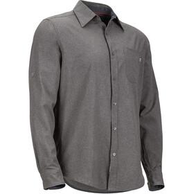 Marmot Windshear LS Shirt Men Cinder